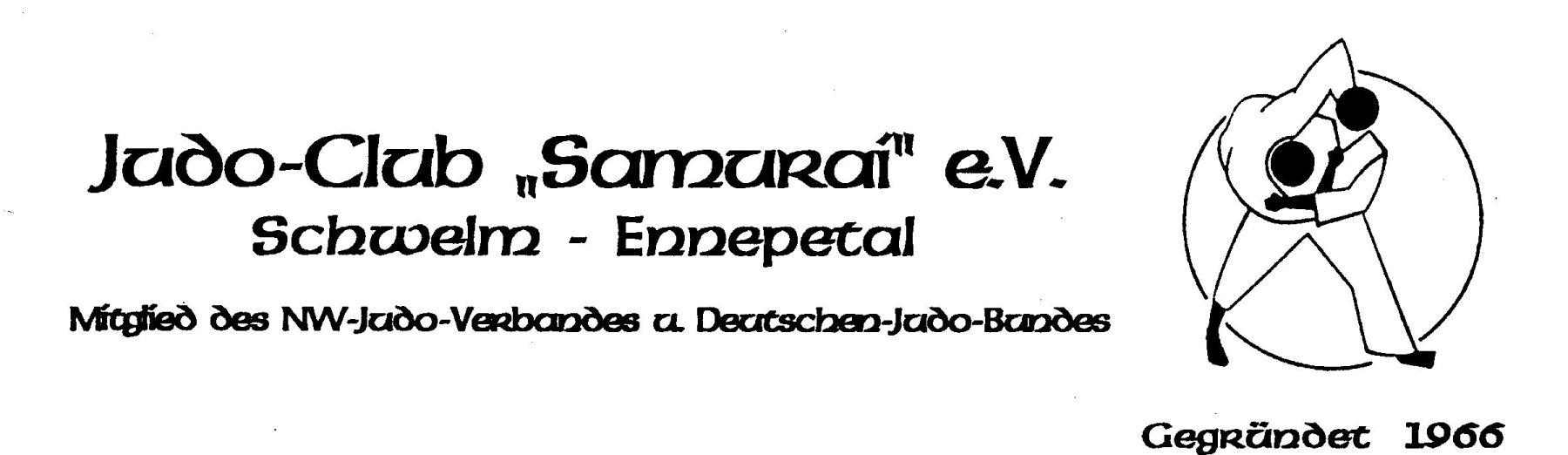 Judo-Club Samurai e.V. Schwelm – Ennepetal